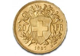 Marengo Svizzero 20 Franchi